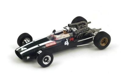 "Cooper T81 ""1º GP. Sudafrica"" nº 4 Pedro Rodriguez (1967) Spark 1:43"