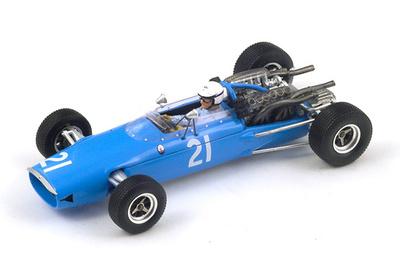 """Cooper T81 """"GP. Mónaco"""" nº 21 Guy Ligier (1966) Spark S3517 1:43"""