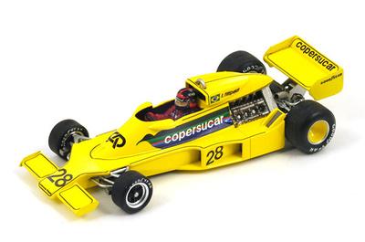 "Copersucar F5  ""GP Bélgica"" nº 28 Emerson Fittipaldi (1977) Spark S3930 1:43"
