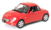 Daihatsu Copen Convertible (2002) JCollection 1/43