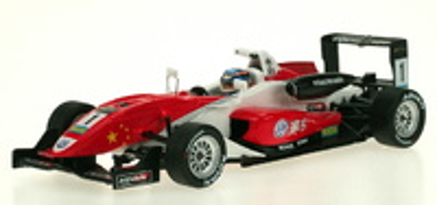 "Dallara F3 ""GP Macao"" nº 1 Edoardo Mortara (2010) Spark 1/43"