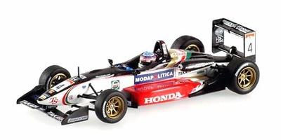 """Dallara Mugen F301 """"Zandvoort Masters"""" nº 4 Takuma Sato (2001) Minichamps 1/43"""
