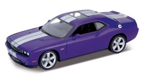 Dodge Challenger SRT (2013) Welly 1:24