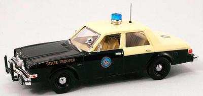 "Dodge Diplomat Serie II ""Florida Highway Patrol"" (1980) FRR 1/43"