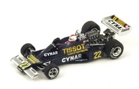 "Ensign N177 ""GP. Argentina"" nº 22 Clay Regazzoni (1977) Spark 1:43"