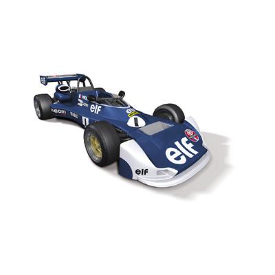 Fórmula Renault MK20 Alain Prost (1977) Solido 1/43