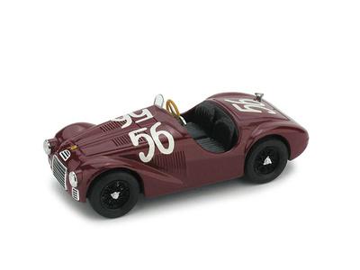 "Ferrari 125 S ""GP. de Roma"" nº 56 F. Cortesse (1947) Brumm R182 1/43"