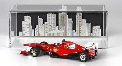 """Ferrari 150 """"GP. Singapur"""" nº 5 Fernando Alonso (2011) BBR 1/43"""