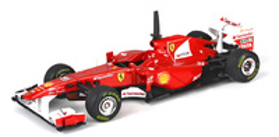 "Ferrari 150 Italia ""Test Jerez"" nº 5 Fernando Alonso (2011) BBR 1/43"