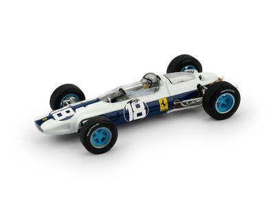 """Ferrari 156 Aero """"GP. México"""" nº 18 Pedro Rodriguez (1964) Brumm 1/43"""
