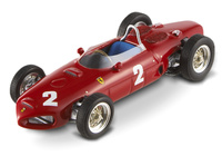"Ferrari 156 F1 ""GP. Italia"" nº 2 Phil Hill (1961) Hot Wheels 1/43"