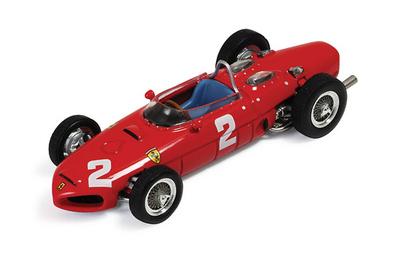 "Ferrari 156 F1 ""GP. Monza"" nº 2 Phil Hill (1961) Ixo 1/43"