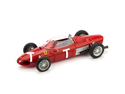 """Ferrari 156 """"GP. Italia"""" T-CAR muletto (1961) Brumm 1/43"""