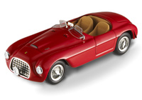 Ferrari 166 MM Barchetta (1948) Hot Wheels 1/43