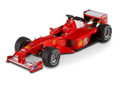 """Ferrari 2000 """"GP. Japón"""" nº 3 Michael Schumacher (2000) Hot Wheels 1/43"""