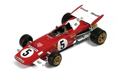 "Ferrari 312 B2 ""GP Alemania"" nº 5 Mario Andretti (1971) Ixo 1/43"