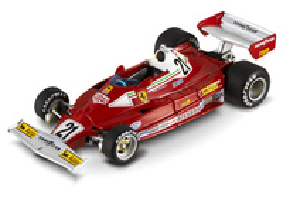 "Ferrari 312 T2 ""GP. Canadá"" nº 21 Gilles Villeneuve (1977) Hot Wheels 1/43"
