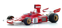 "Ferrari 312B3 ""GP. Brasil"" nº 11 Clay Regazzoni (1974) Look Smart 1/43"