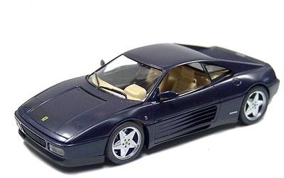 Ferrari 348TB (1989) Herpa 1/43