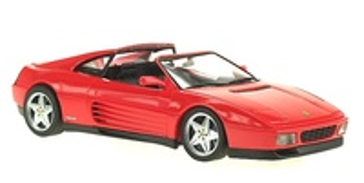 Ferrari 348TB Cabrio (1989) Herpa 1/43