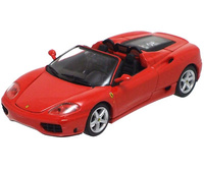 Ferrari 360 Spider (2000) Kyosho 05032R 1/43