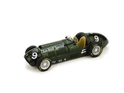 "Ferrari 375 ""GP. Gran Bretaña"" nº 9 Peter Collins (1954) Brumm 1/43"