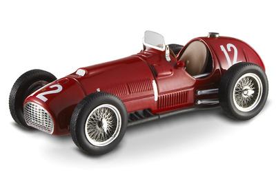 "Ferrari 375 ""GP. Silverstone"" nº 12 José Froilan Gonzalez (1951) Hot Wheels 1/43"