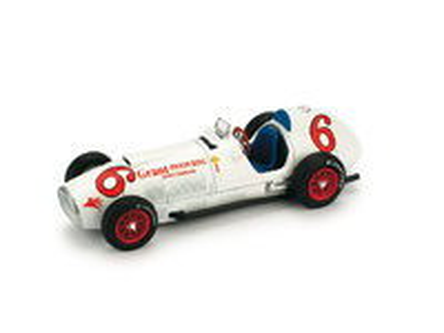 Ferrari 375 Prueba Indianapolis nº 6 Johnnie Parsons (1952) Brumm 1/43