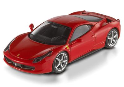 Ferrari 458 Italia (2010) Hot Wheels 1/43