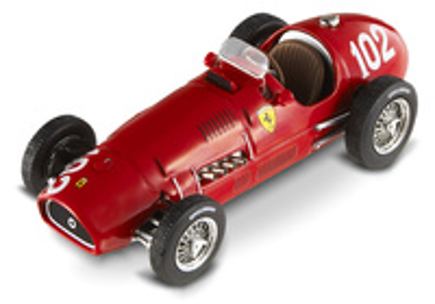 "Ferrari 500 F2 ""GP. Nurburgring"" n º 102 Nino Farina (1952) Hot Wheels Elite 1/43"
