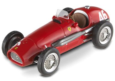 "Ferrari 500 F2 ""GP. Suiza"" nº 46 Alberto Ascari (1953) Hot Wheels 1/43"