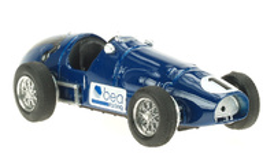 "Ferrari 500F2 ""Saudi Bea Racer"" nº 1 (1952) Brumm 1/43"