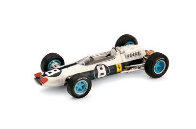 """Ferrari 512 """"GP. México"""" nº 8 Lorenzo Bandini (1964) Brumm 1/43"""