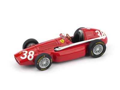 "Ferrari 553/555 Squalo ""GP. España"" nº 38 Mike Hawthorn (1954) Brumm 1/43"