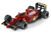 "Ferrari 641 F1-90 ""GP. Francia"" nº 1 Alain Prost (1990) Hot Wheels 1/43"
