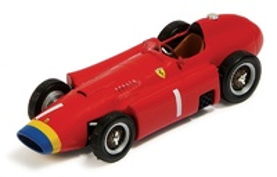 "Ferrari D50 ""GP. Nurburgring"" nº 1 Juan Manuel Fangio (1956) Ixo 1/43"