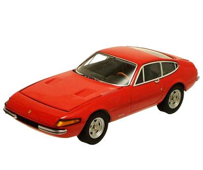 Ferrari Daytona 365 GTB/4 (1968) Kyosho 05052R 1/43