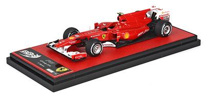 """Ferrari F10 """"1º GP Italia"""" nº 8 Fernando Alonso (2010) BBR 1/43"""
