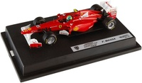 "Ferrari F150 ""GP. Italia"" nº 6 Felipe Massa (2011) Hot Wheels W1076 1/43"