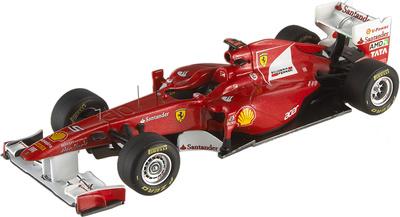 """Ferrari F150 """"GP. Turquía nº 5 Fernando Alonso (2011) Hot Wheels W1188 1/43"""