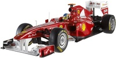 Ferrari F150 nº 5 Fernando Alonso (2011) Hot Wheels 1/18