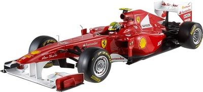 Ferrari F150 nº 6 Felipe Massa (2011) Hot Wheels 1/18
