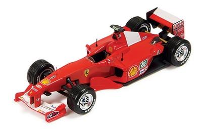 "Ferrari F2000 ""GP. USA"" nº 3 Michael Schumacher (2000) Ixo 1/43"