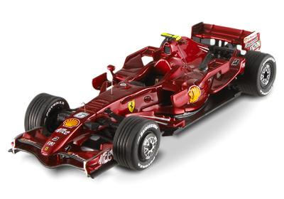 """Ferrari F2007 """"GP. China"""" Kimi Raikkonen (2007) Hot Wheels 1/43"""