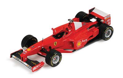 "Ferrari F300 ""GP. España"" nº 3  Michael Schumacher (1998) Ixo 1/43"