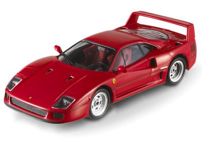 Ferrari F40 (1987) Hot Wheels 1/43