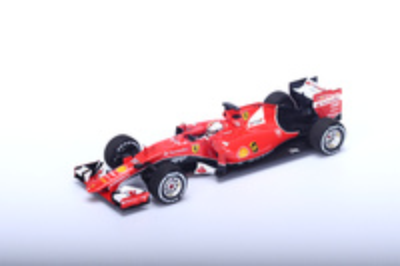 "Ferrari SF15-T ""GP Malasia"" n°5 Sebastian Vettel (2015) Looksmart 1:43"