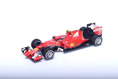 "Ferrari SF15-T ""GP. Barein"" n°7 Kimi Raikonen (2015) Looksmart 1:43"