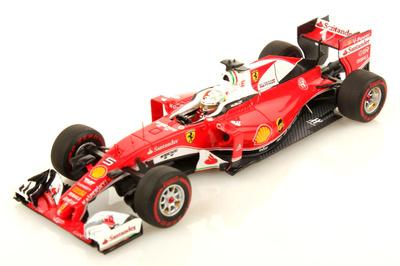 "Ferrari SF16-H ""GP. Australia"" nº 5 Sebastian Vettel (2016) Looksmart 1:43"