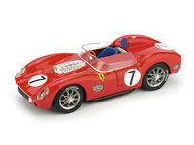 "Ferrari Testa Rossa 250 ""Sebring"" nº 7 D. Gurney - C. Daigh  (1959) Brumm R094 1/43"